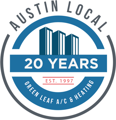 Austin Local Business Badge - 20 Years