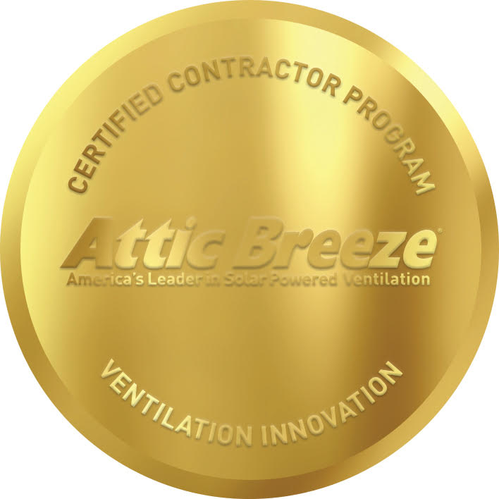 attic breeze certification seal