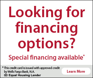 wells fargo financing option