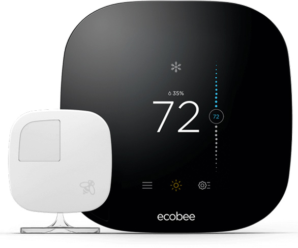 ecobee 3 home thermostat
