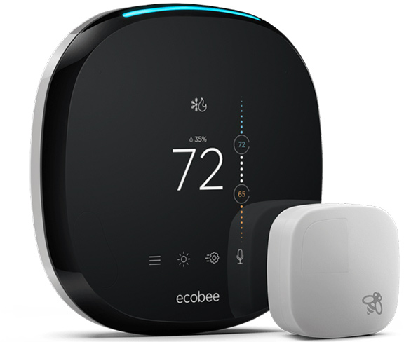 ecobee 4 home thermostat