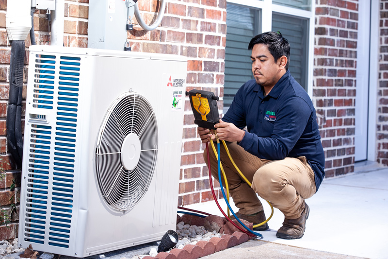 green leaf commercial ac repair