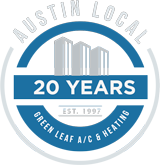 austin local business greenleaf ac heating and plumbing