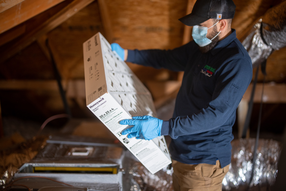 hvac replacement filters austin